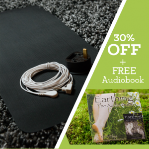 May Bank Holiday Sale - Footmat + FREE Earthing Audiobook